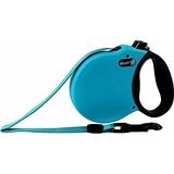 Alcott Adventure Retractable Leash Extra Small Blue Upto 25lbs