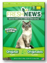 Fresh News Cat Litter 25lb