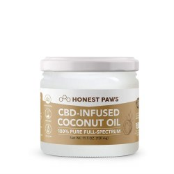 CBD-Infused Coconut Oil