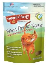 Smart N' Tasty Grain Free Tuna Dental Treats 3oz