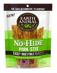 Earth Animal No Hide 10 Count Pork Sticks