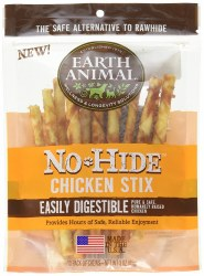 Earth Animal No Hide 10 Count Chicken Sticks