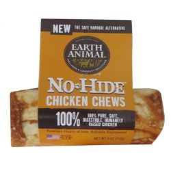 Earth Animal No Hide 4 Inch Chicken Chew