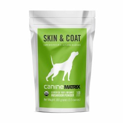 Canine Matrix Skin-Coat 100G