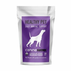 Canine Matrix Healthy Pet 100G