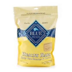 Blue Buffalo Health Bars Baked with Banana and Yogurt Dog Treats 16oz