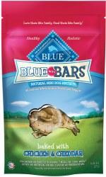 Blue Buffalo Blue Mini Bars Chicken and Cheddar Natural Mini Dog Treats 8oz