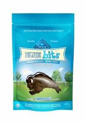 Blue Buffalo Blue Bits Tasty Chicken Recipe Soft Moist Training Dog Treats 4oz