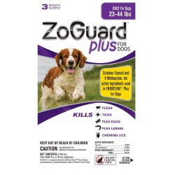 Zoguard Plus Dog 23-44 lbs
