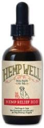 Hemp Well Hemp Relief 300 2oz