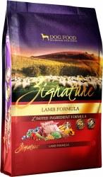 Zignature Lamb Limited Ingredient Formula Grain Free Dry Dog Food 27lb