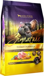 Zignature Turkey Limited Ingredient Formula Grain Free Dry Dog Food 4lb
