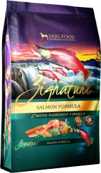 Zignature Salmon Limited Ingredient Formula Grain Free Dry Dog Food 4lb