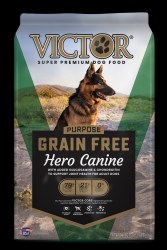 Victor Hero Grain Free Dry Dog Food 30lb