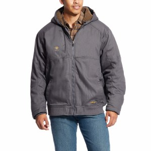 10023919 ARIAT REBAR DURACANVAS JACKET