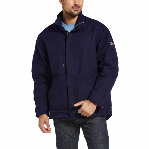 10032956 ARIAT FR WORKHORSE INSULATED JACKET
