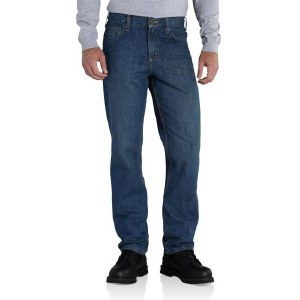 101496 Straight/Traditional-Fit Elton Jean