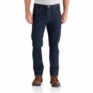102807 Rugged Flex Straight Tapered Jean