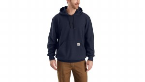 102907 FR Heavyweight Hooded Sweatshirt