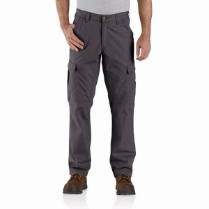 104200 Force Relaxed Fit Ripstop Cargo Work Pant