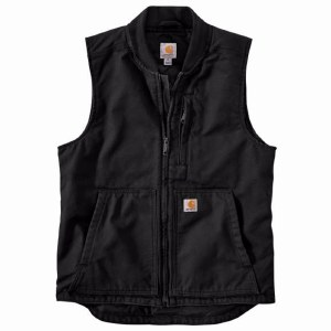 104395 Washed Duck Vest