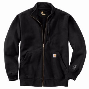 104440 Rain Defender® Original Fit Heavyweight Full-Zip Crewneck Sweatshirt