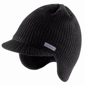 104486 Knit Visor Hat
