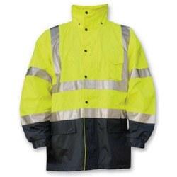 75-1305 High Visibility Waterproof Jacket
