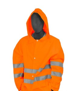 75-1352 High Visibility Rain Jacket