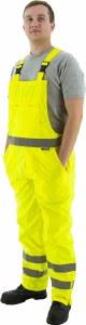75-2353 Hi Vis Waterproof Bib Overall