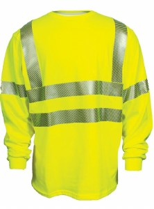 C54HYLSC3 Flame Resistant High Visibility Shirt