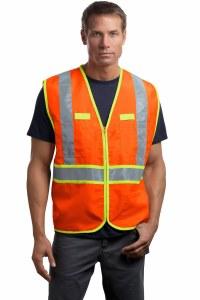 CSV407 Class 2 Dual-Color Safety Vest
