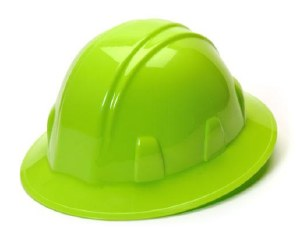 HP241 Full Brim Hard Hat
