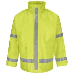 JXN6 Hi-Visibility Flame Resistant Rain Jacket