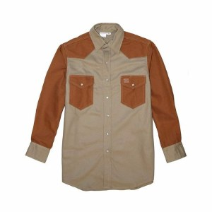 KB1450 Non FR Two Tone Shirt
