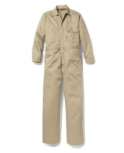 FR2803 KH Flame Resistant Lightweight 7.5oz Coverall