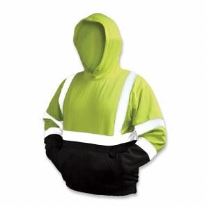 P028020 Class 3 Hi-Vis Pullover Sweatshirt