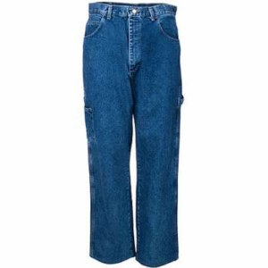 PEJ8 Excel-FR Cotton Denim Dungarees