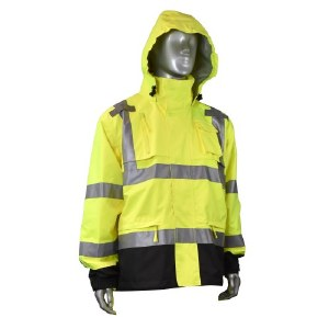 RW32-3Z1 HD Ripstop Waterproof Rain Jacket