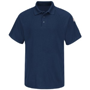 SMP8 Flame Resistant Short Sleeve Classic Polo