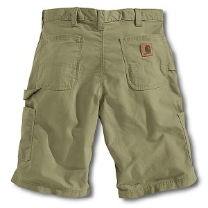 B147 Canvas Work Short
