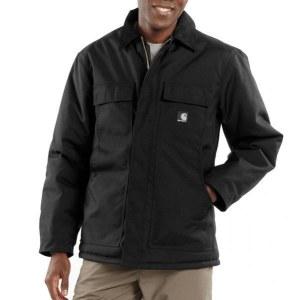 Black Carhartt Extremes arctic lined coat
