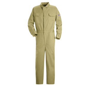 CED2 Flame Resistant Contractor Coverall