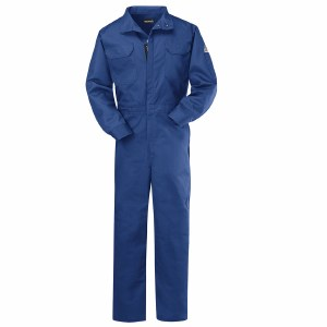 CLB2 Flame Resistant Deluxe Coverall HRC 2 ARC Rating 8.6 Cal.