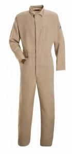 CNC2 Flame Resistant 4.5oz Contractor Coverall