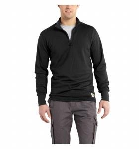 101301 Force Super Cold Weather Quarter-Zip Base Shirt