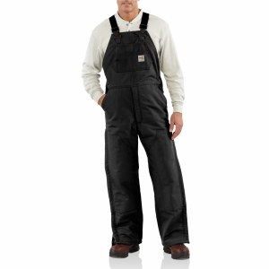 101626 Flame Resistant Duck Bib Overall