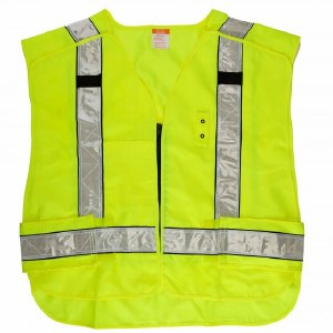 49022 High Visibility 5-Point Breakaway Vest