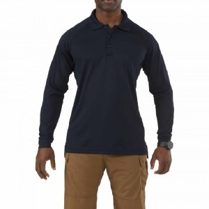 72049 Long Sleeve Performance Polo Shirt