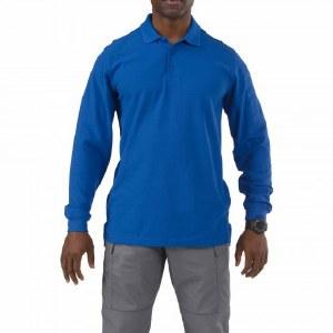 72057 Long Sleeve Utility Polo Shirt